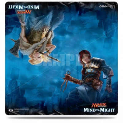 UP - Duel Play Mat - Magic: The Gathering - Mind vs. Might