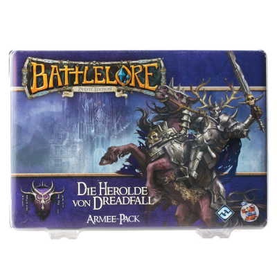 Battlelore 2. Edition - Herolde von Dreadfall Armee-Pack,...