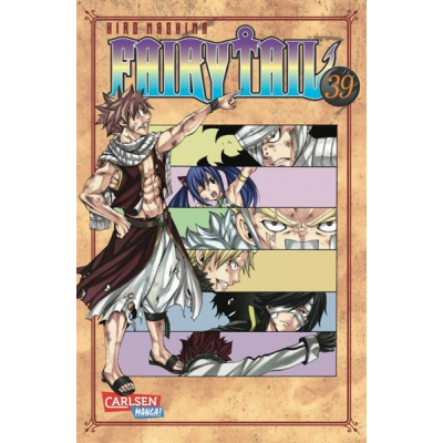Fairy Tail 39