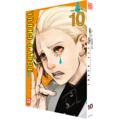 Tokyo Ghoul - Band 10