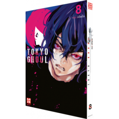 Tokyo Ghoul - Band 08