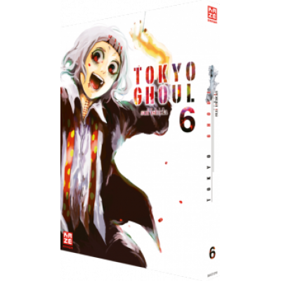 Tokyo Ghoul - Band 06