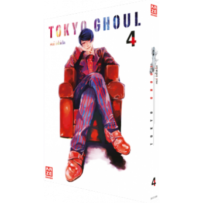 Tokyo Ghoul - Band 04
