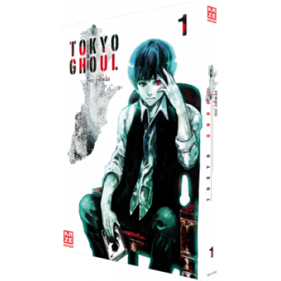 Tokyo Ghoul - Band 01