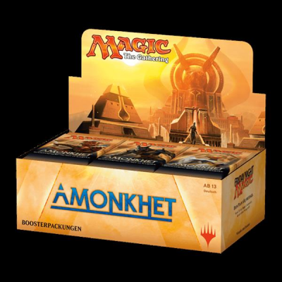 MTG - Amonkhet Booster Display, German