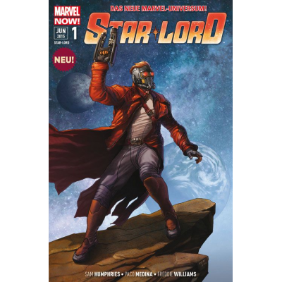 Star-Lord 1: Space Outlaw