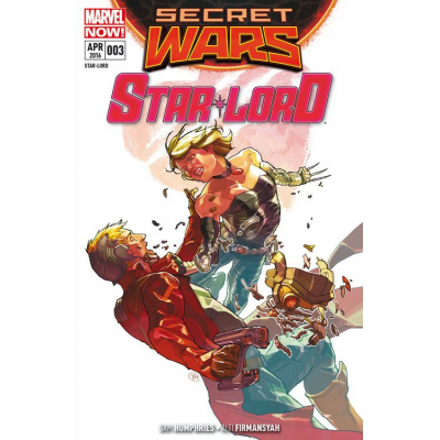 Star-Lord 3: Rendezvous mit Hindernissen