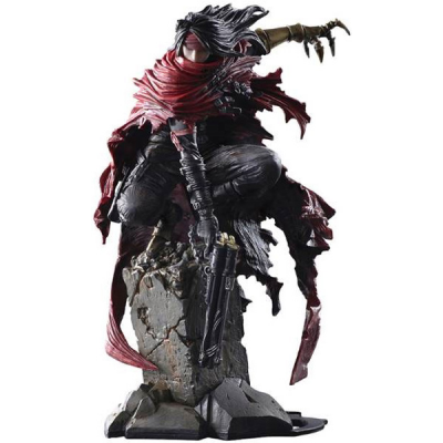 Final Fantasy VII Static Arts Gallery Statue Vincent...