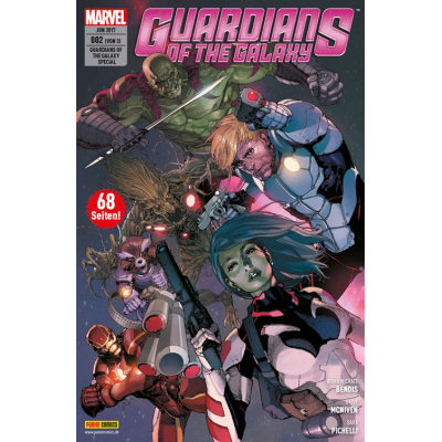 Guardians of the Galaxy Special 2 (von 3)