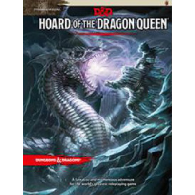Dungeons & Dragons RPG - Tyranny of Dragons: Hoard of the...