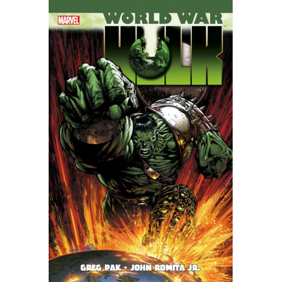 World War Hulk (Marvel PB 104)