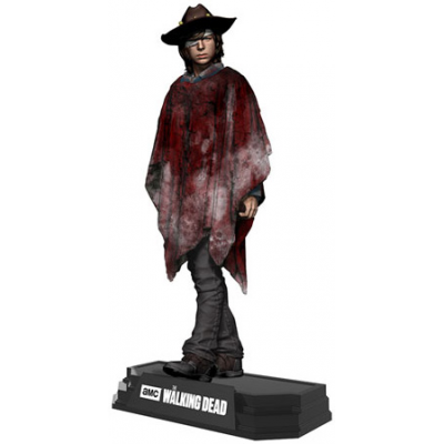 The Walking Dead TV Version Color Tops Action Figure Carl...