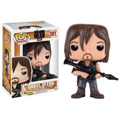 Walking Dead POP! Television Vinyl Figure Daryl Dixon...