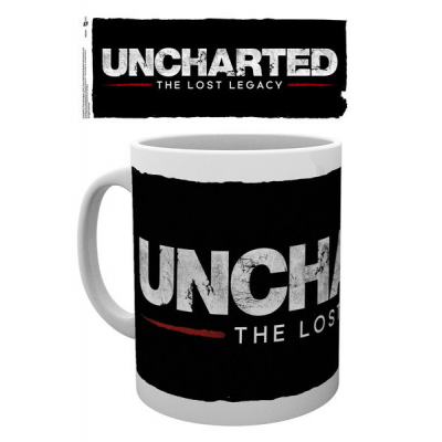 Uncharted The Lost Legacy Mug Logo