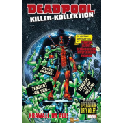 Deadpool Killer Kollektion 10: Krawall im All (HC) (222)