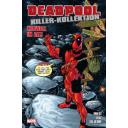 Deadpool Killer Kollektion 10: Krawall im All