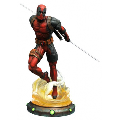 Marvel Gallery PVC Statue Deadpool 23 cm