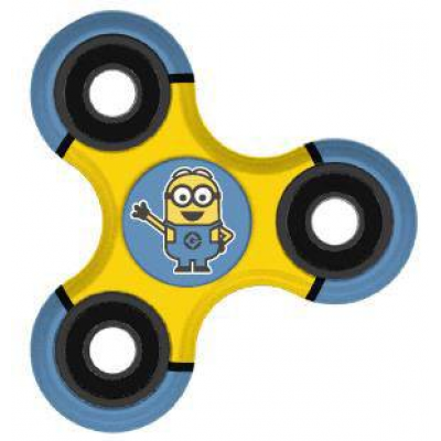 Despicable Me Fidget Spinner Minion Dave