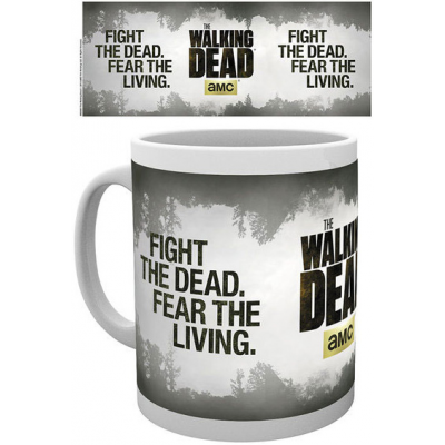 Walking Dead Tasse Fight The Dead