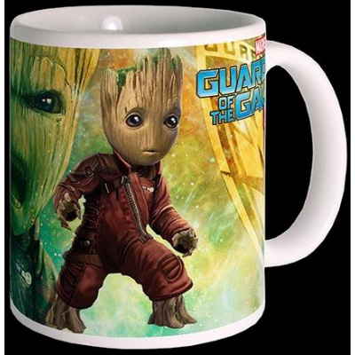 Guardians of the Galaxy 2 Tasse Ravager Groot
