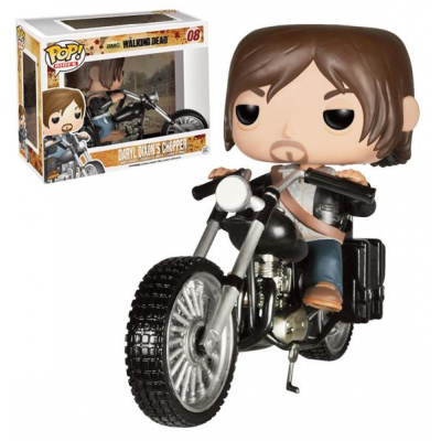 The Walking Dead POP! Vinyl Figure Daryl Dixon´s Chopper...