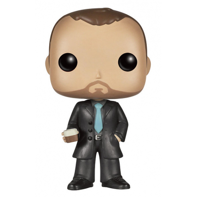 Supernatural POP! Vinyl Figur Crowley 9 cm