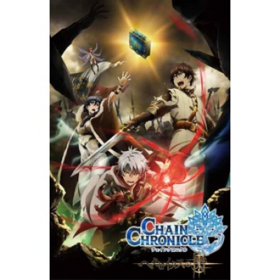 Weiß Schwarz - Trial Deck+(Plus): Chain Chronicle...