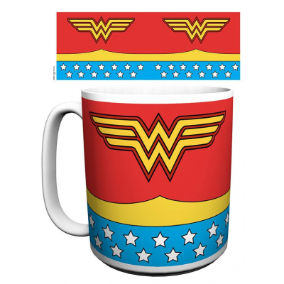 DC Comics XL Tasse Wonder Woman Costume