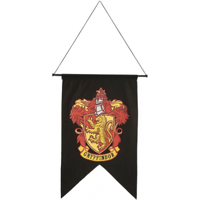 Harry Potter Printed Wall Banner Gryffindor 50 x 76 cm