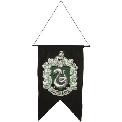 Harry Potter Wandbehang Slytherin Banner 50 x 76 cm