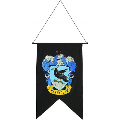 Harry Potter Printed Wall Banner Ravenclaw 50 x 76 cm