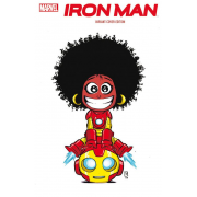 (Invincible) Iron Man 1: Die nächste Generation, Variant...