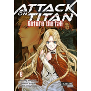 Attack on Titan - Before the Fall 08