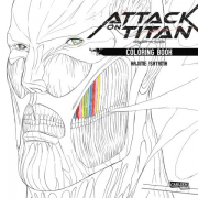 Attack on Titan Malbuch