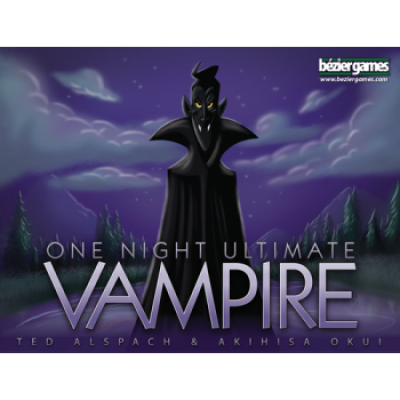 One Night Ultimate Vampire, Englisch