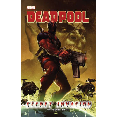 Deadpool: Secret Invasion HC (333)