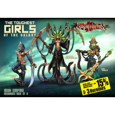 Heroines Box Iron Empire 4