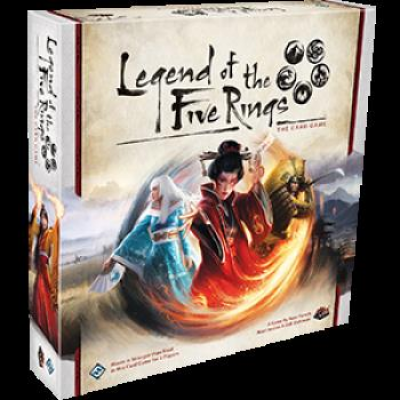 Legend of the Five Rings: The Card Game Core Set, English