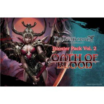 Dragoborne: Rise to Supremacy - Oath of Blood Booster...