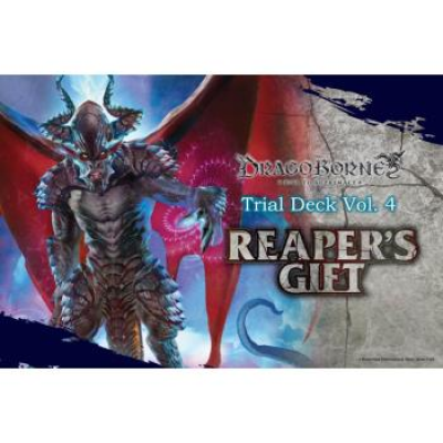 Dragoborne: Rise to Supremacy Trial Deck - Reapers Gift,...