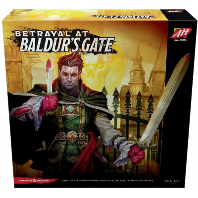 Betrayal at Baldurs Gate, English