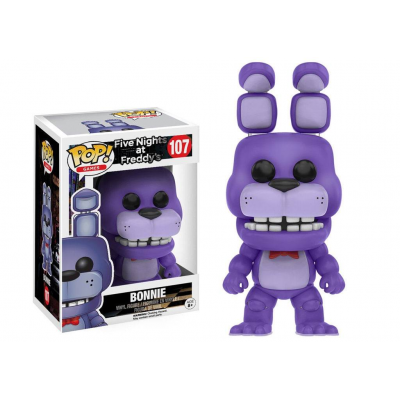 Five Nights at Freddys POP! Games Vinyl Figure Bonnie 9 cm