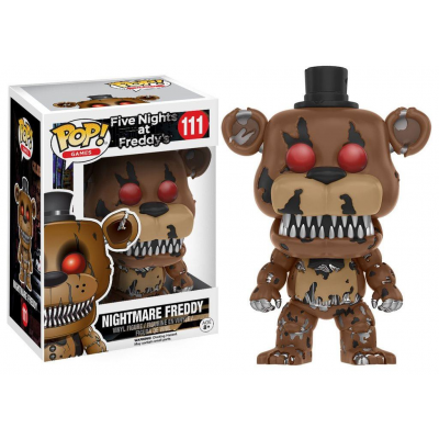 Five Nights at Freddys POP! Games Vinyl Figure Nightmare...