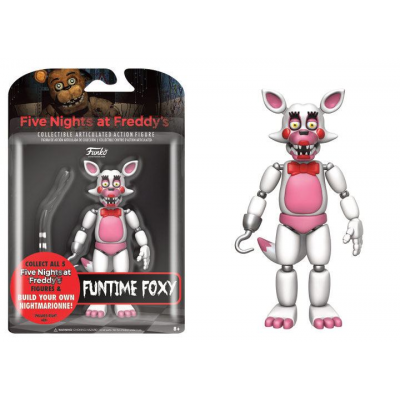 Five Nights at Freddys Action Figure Funtime Foxy 13 cm