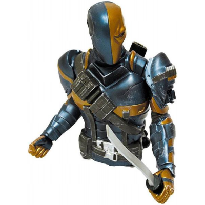 Batman Arkham Origins Spardose Deathstroke Previews...