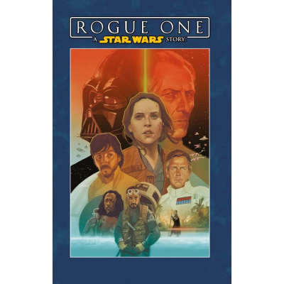 Star Wars: Rogue One (Der offizielle Comic zum Kinofilm) HC (333)