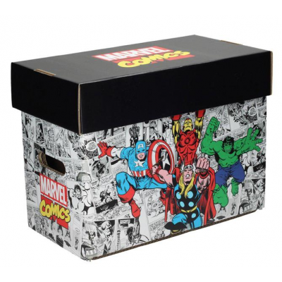 Marvel Comics Storage Box Characters 40 x 21 x 30 cm