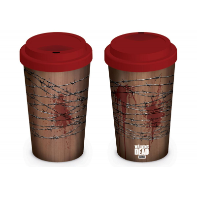 Walking Dead Travel Mug Lucille