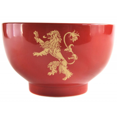Game of Thrones Bowl Lannister