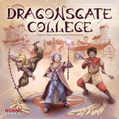 Dragonsgate College, English